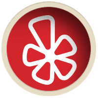 yelp review button